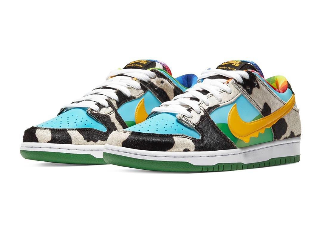 Ben & Jerry's x Nike SB Dunk