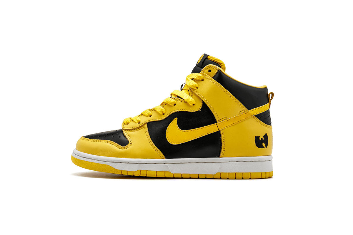 Wu-Tang x Nike Dunk High