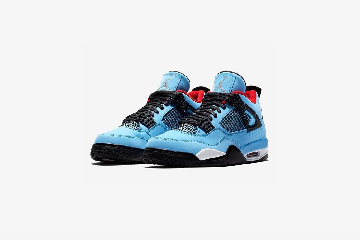 Travis Scott x Air Jordan 4