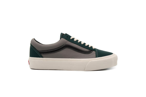 Sneaker Vans Vans Old Skool Vlt Lx #quot#Leather#quot#