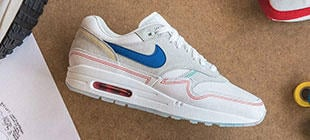 "NIKE AIR MAX 1 ""BY DAY""/""BY NIGHT"""