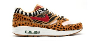 "NIKE AIR MAX 1 SUPREME ""ANIMAL PACK"""